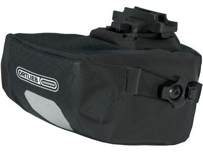 Ortlieb Micro Two 0,8 L, black matt - Satteltasche