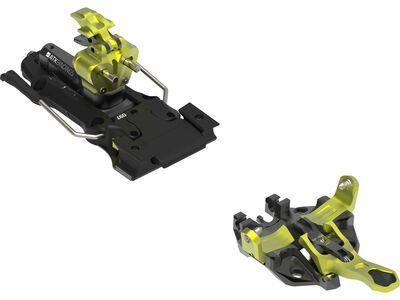 ATK FR14 - 97 mm, black/yellow - Skibindung