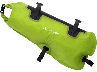 Vaude Trailframe, black/green - Rahmentasche
