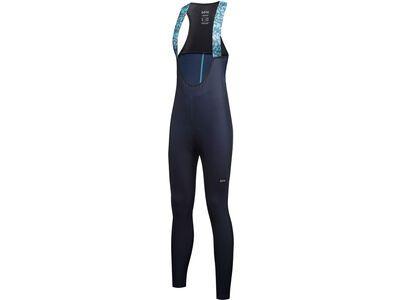 Gore Wear Progress Thermo Trägerhose+ Damen orbit blue