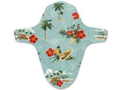 Loose Riders Mudguard Aloha Teal multi color