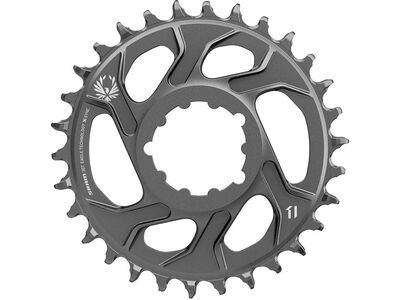 SRAM Eagle X-Sync 2 CF Kettenblatt - 3 mm Offset, Boost