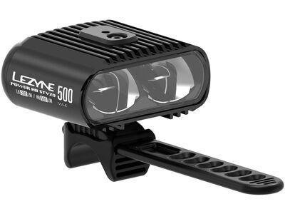 Lezyne Power HB Drive StVZO 500, schwarz - Beleuchtung