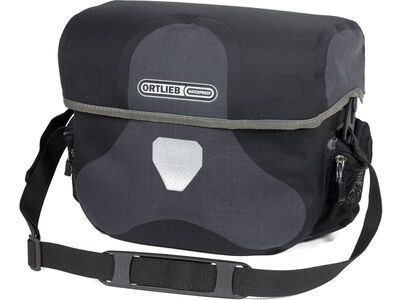 Ortlieb Ultimate Six Plus 8,5 L - ohne Halterung, granite-black - Lenkertasche