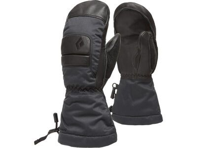 Black Diamond Kids' Spark Mitts, smoke - Skihandschuhe