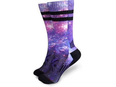 Loose Riders Technical Socks Cosmic multicolor