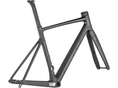 Scott Addict RC Ultimate Frameset full raw/rainbow black 2021