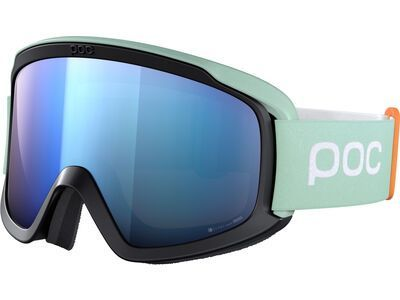 POC Opsin Clarity Comp Spektris Blue apophyllite green