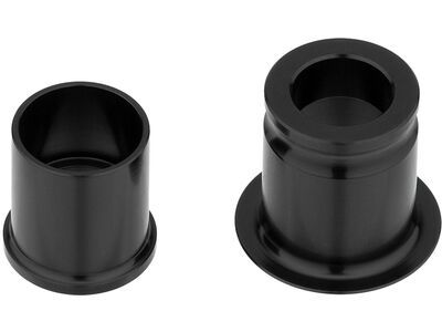 Newmen Fade MTB Endcap Set - 12x148 / Shimano Micro Spline black