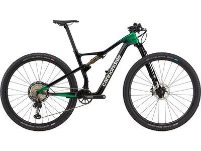 Cannondale Scalpel Hi-Mod 1 Team Replica carbon/green 2021