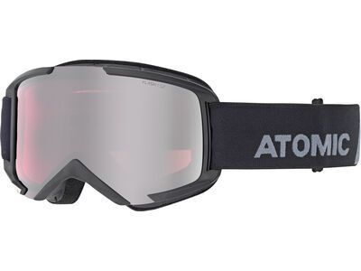 Atomic Savor OTG, black/Lens: silver flash - Skibrille