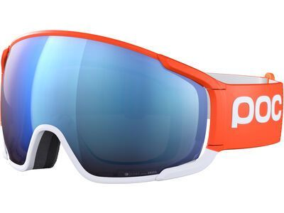 POC Zonula Clarity Comp Spektris Blue fluorescent orange
