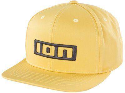 ION Cap Logo ION 2.0 dark yellow