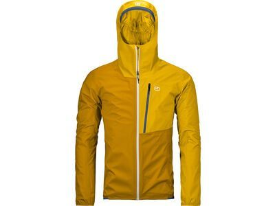 Ortovox 2.5L Civetta Jacket M, yellowstone - Jacke