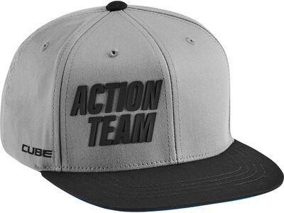 Cube Junior Freeride Cap X Actionteam grey´n´black