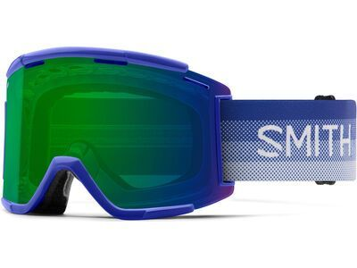 Smith Squad MTB XL + WS, klein fade/Lens: cp everyday green mir - MX Brille