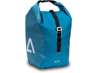 Cube Acid Fahrradtasche Travlr 15, dark blue´n´black