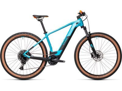 Cube Reaction Hybrid Pro 500 29 2021, petrol´n´orange - E-Bike