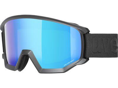 uvex athletic CV mirror blue black mat