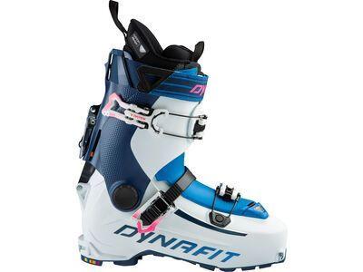 Dynafit Hoji PU Damen 2020, white/poseidon - Skiboots