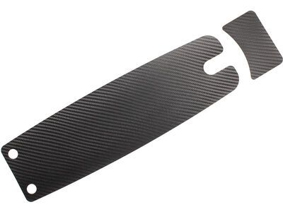 Cube RFR Steinschlagschutz Unterrohr E-Bike Aluminium carbonoptik