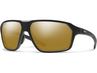 Smith Pathway, mat black/Lens: cp polarized bronze mir - Sonnenbrille