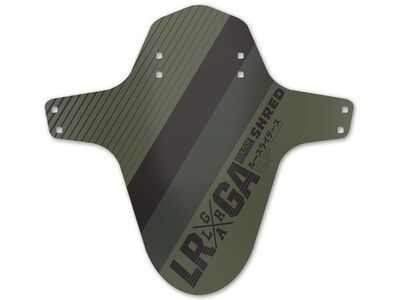 Loose Riders Mudguard VHS Army multi color