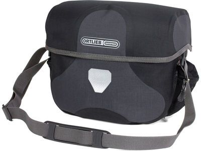 Ortlieb Ultimate Six Plus 7 L - ohne Halterung, granite-black - Lenkertasche