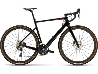 Cervelo Aspero GRX RX810 Disc carbon/red 2021