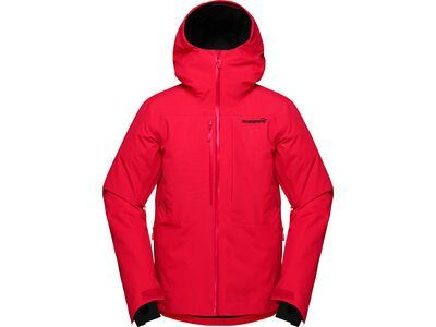 Norrona lofoten Gore-Tex insulated Jacket M's, true red - Skijacke