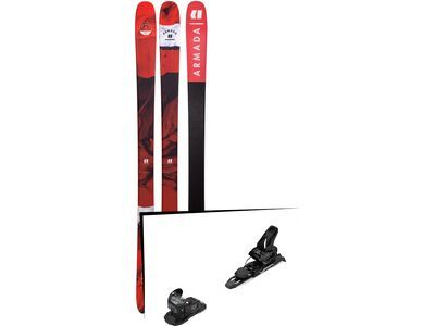 Set: Armada Tracer 88 2019 + Salomon Warden MNC 11 black