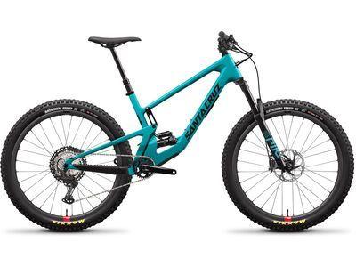 Santa Cruz 5010 C XT Reserve loosely blue 2021