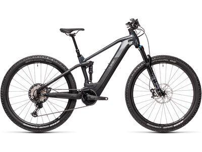 Cube Stereo Hybrid 120 SL 625 29 2021, black´n´grey - E-Bike