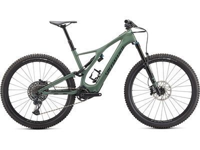 Specialized *** 2. Wahl *** Turbo Levo SL Expert Carbon Größe: XL // 50.5 cm sage green/forest green 2021