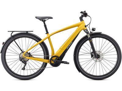 Specialized Turbo Vado 4.0 LTD 2021, yellow/black/silver - E-Bike