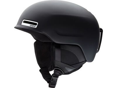 Smith Maze, matte black - Snowboardhelm