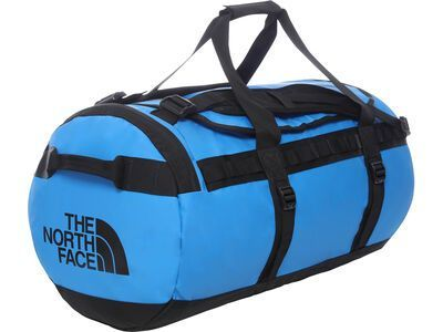 The North Face Base Camp Duffel - Medium, clear lake blue/tnf black - Reisetasche
