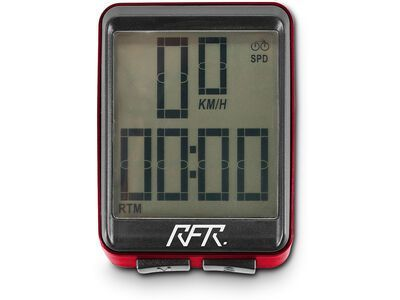 Cube RFR Fahrradcomputer wireless CMPT, red