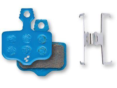 Cube Scheibenbremsbelag Avid Elixir - organisch, blue