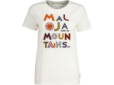 Maloja BiascaM., vintage white - T-Shirt