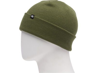 686 Standard Roll Up Beanie surplus green