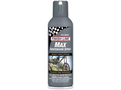 Finish Line Max Suspension Spray / Federgabel Spray - 266 ml - Schmiermittel