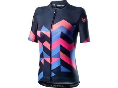 Castelli Unlimited W Jersey dark steel blue