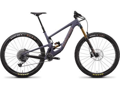 Santa Cruz Megatower CC X01 Air 2021, storm grey - Mountainbike