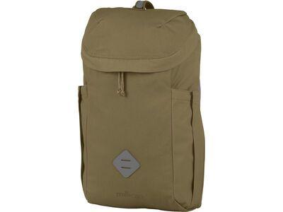 Millican Oli the Zip Pack 25L, moss - Rucksack