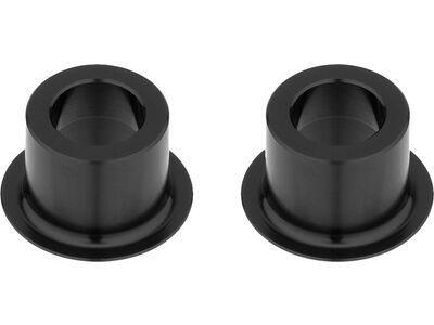 Newmen Fade Road/Gravel Endcap Set - 12x100 / OD 19 mm black