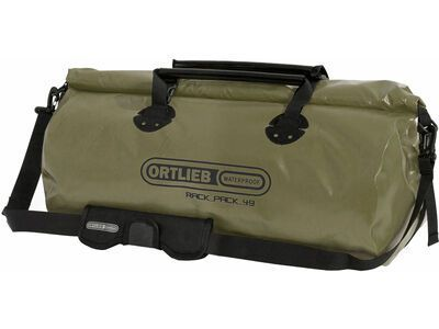Ortlieb Rack-Pack 49 L, olive - Reisetasche