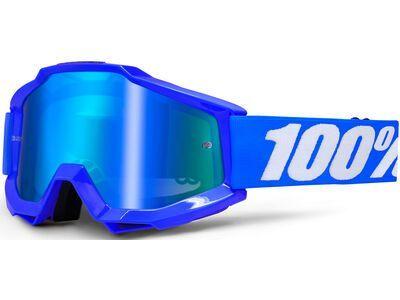 100% Accuri inkl. Wechselscheibe Mirror Blue reflax blue