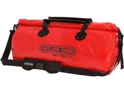 Ortlieb Rack-Pack 49 L, red - Reisetasche