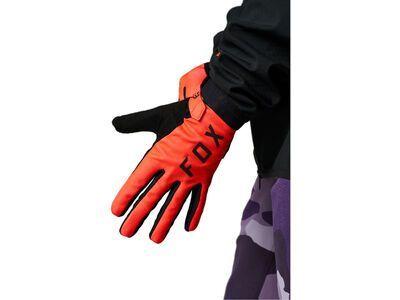 Fox Womens Ranger Glove Gel atomic punch